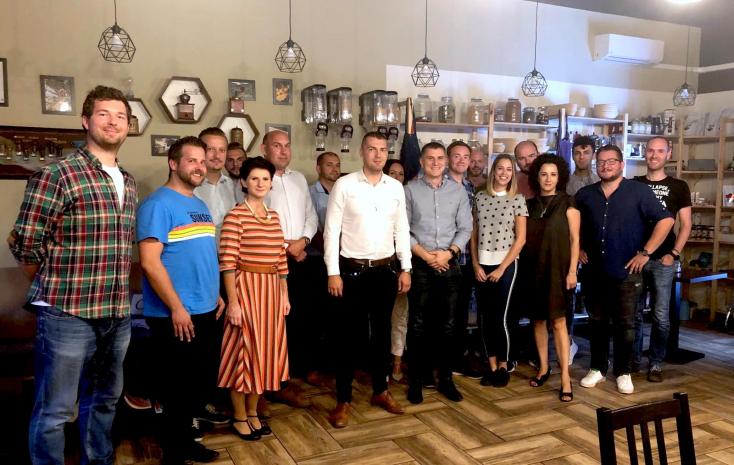 A Progresszív Szlovákia magyar platformja megválasztotta elnökét