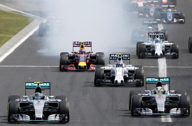 Magyar Nagydíj - Rosbergék bakija után szigorították a rádiózási szabályokat