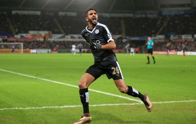 Mahrez bojkottálja a Leicester City edzéseit