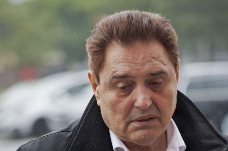 Elrendelte Jozef Majský őrizetbe vételét a prágai bíróság, a pankráci börtönbe vitték