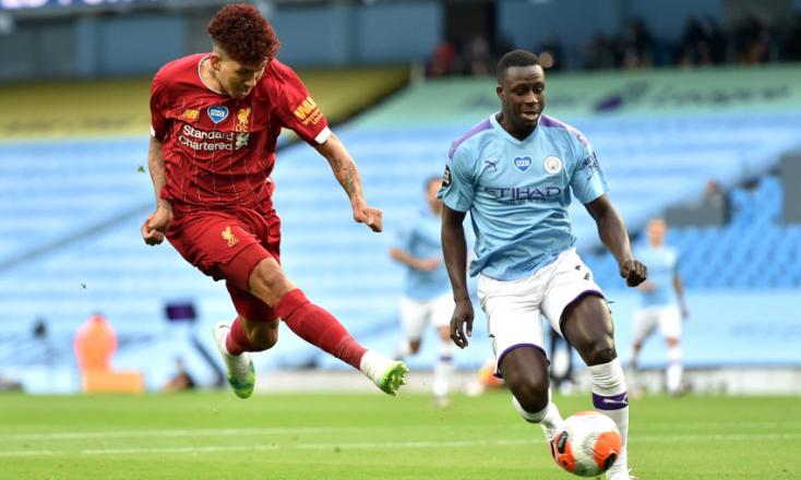 Premier League – Kiütötte a bajnok Liverpoolt a Manchester City