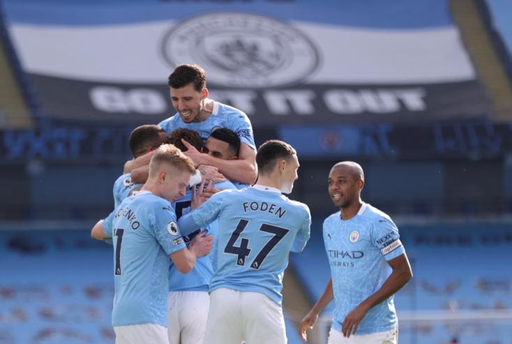 Premier League - Huszadik győzelmét aratta sorozatban a Manchester City