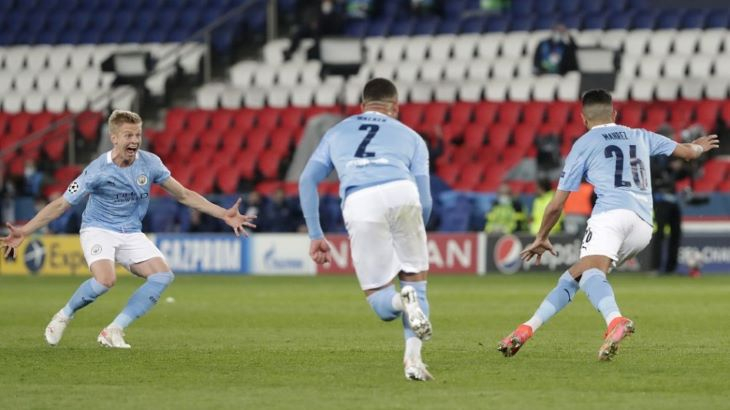 Bajnokok Ligája - Egy lépéssel közelebb az álmaihoz a Manchester City