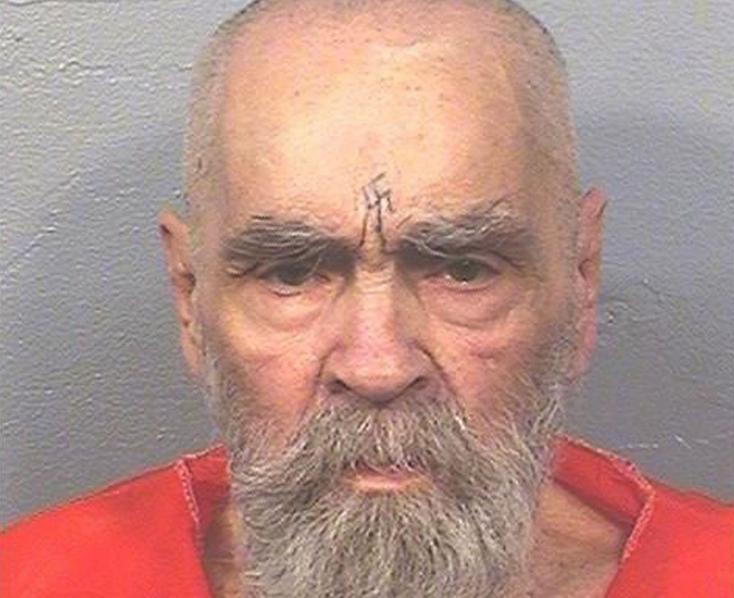 Meghalt a tömeggyilkos Charles Manson