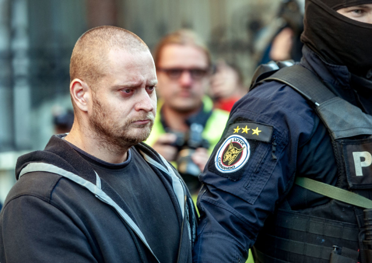 Kuciak-gyilkosság: Már tudni, mikor állítják bíróság elé Miroslav Marčeket