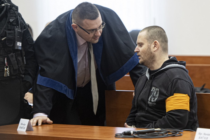 Marček magára vállalta a Kuciak-gyilkosságot,Kočnerminimálisan bűnbánó