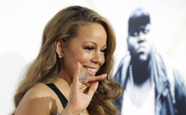 Mariah Carey 50 éves