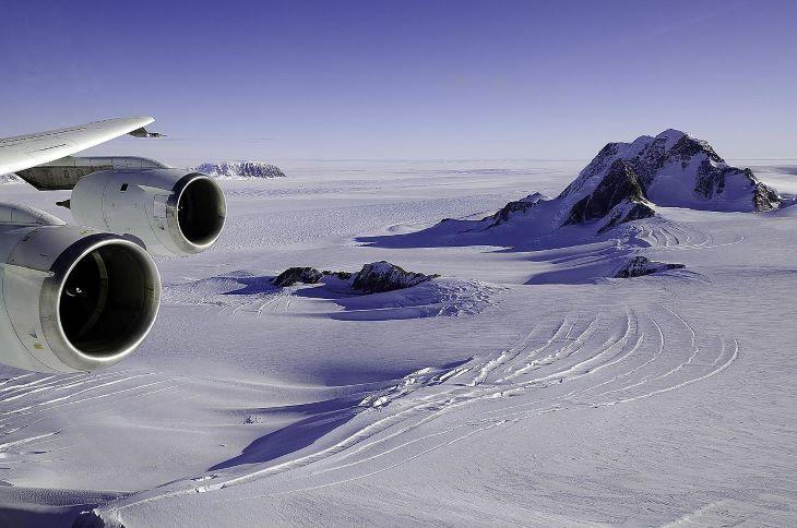 Az Antarktisz az egyetlen újkoronavírus-mentes kontinens