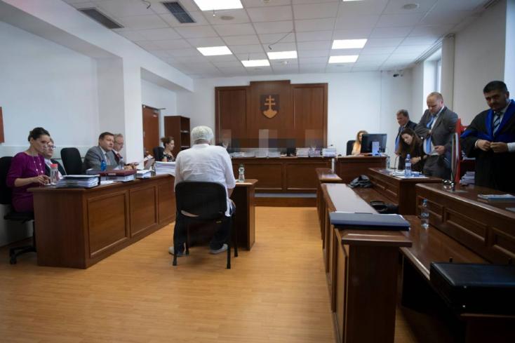 Šanta ügyész szerint könnyen gyanúsított válhat Peter Tóthból