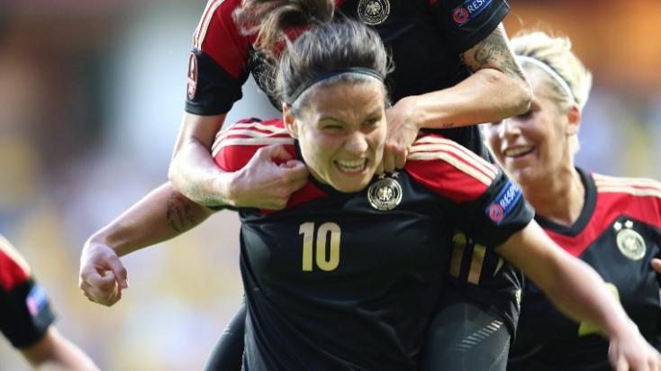Női labdarúgó BL - Kiütéssel rajtolt a címvédő Lyon, Marozsán gólt szerzett