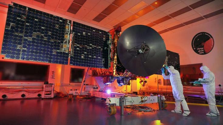 Újabb három nappal elhalasztotta Mars-missziója indítását az Egyesült Arab Emírségek