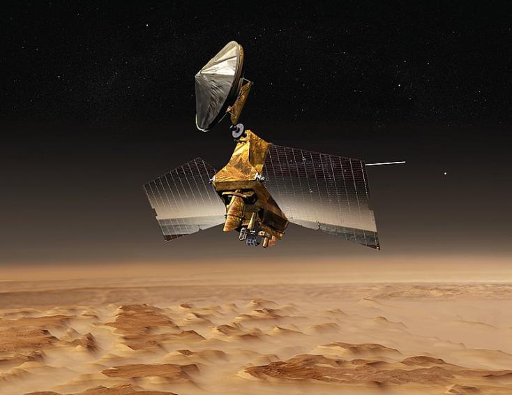 Ha most indul a Marsra, várhatóan 2021 februárjában éri el a célját a kínai szonda