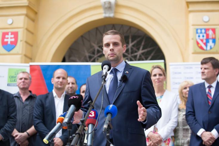 Öt párt jelöltjeként indul Kotleba ellen Martin Klus