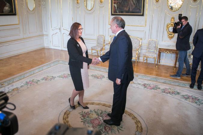 Andrej Kiska kinevezte az új oktatásügyi minisztert