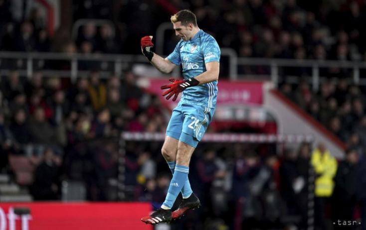 Az Aston Villa szerződtette az Arsenal argentin kapusát, Emiliano Martinezt