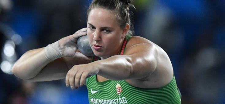 Atlétikai vb: Márton Anita ezüstérmes