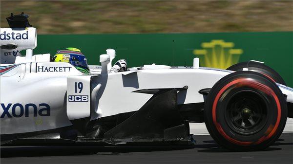 Magyar Nagydíj: Massa rosszulléte miatt Di Resta versenyez a Williamsnél