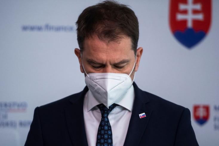 Matovič orra előtt nem csapták be az oroszok az ajtót, most meg Orbánnal megy egyeztetni a vakcinákról