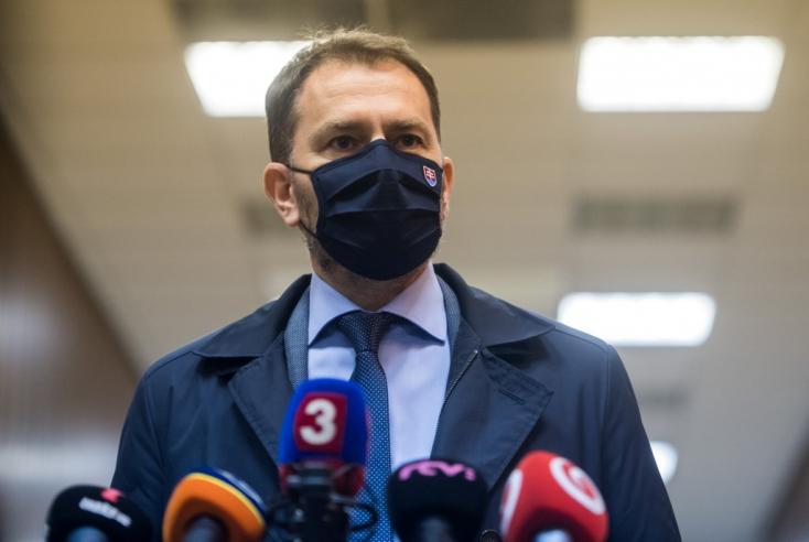 Matovič több javaslatról is megállapodott a szakértőkkel