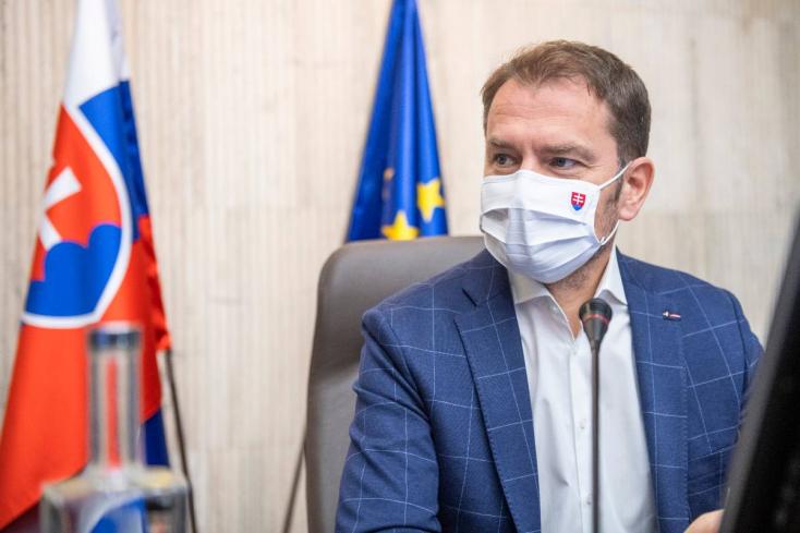 Matovič szerint jövő héten elindulhat a házi karanténba utalás, de óvatosnak is kell lenni, mert 2500 koronavírusos mászkálhat szabadon