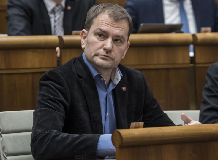 Rágalmazásért jelenti fel Drucker Matovičot