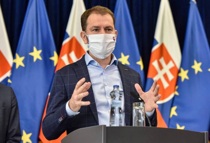 Matovič nem zárja ki a teljes blackoutot, és agyonbüntetné az egyik SaS-es minisztert