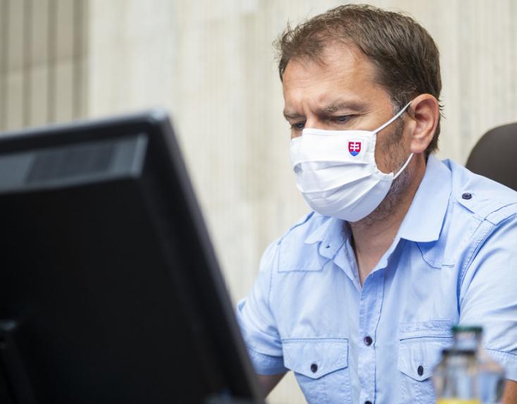 Már több mint 360 ezren regisztráltak az oltási lottóba, Matovič arról beszél, hogy az oltottak által megspórolt pénzt osztja szét az állam