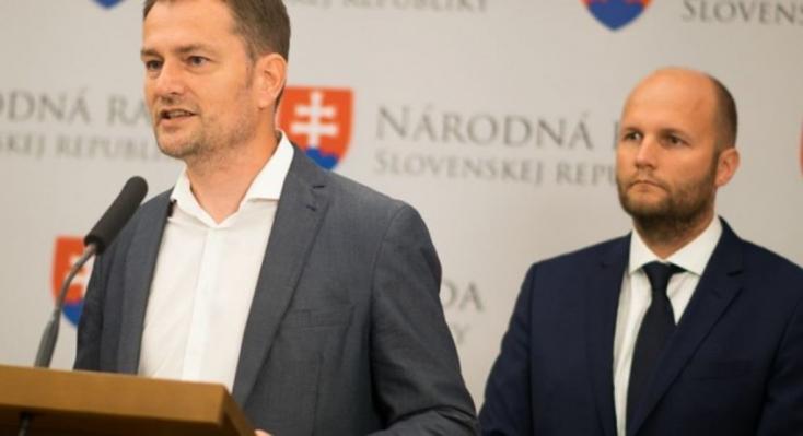 Matovič embere tagadja, hogy szivárogtatott volna, a rendőröknek átadta a mobilját