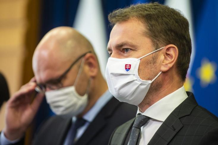Matovič: Kárpótolja a bezárt éttermeket a gazdasági miniszter!