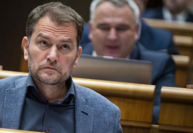 Matovič bevallotta, hogy már fél éve tud a a Trnka és Počiatek beszélgetését rögzítő videóról