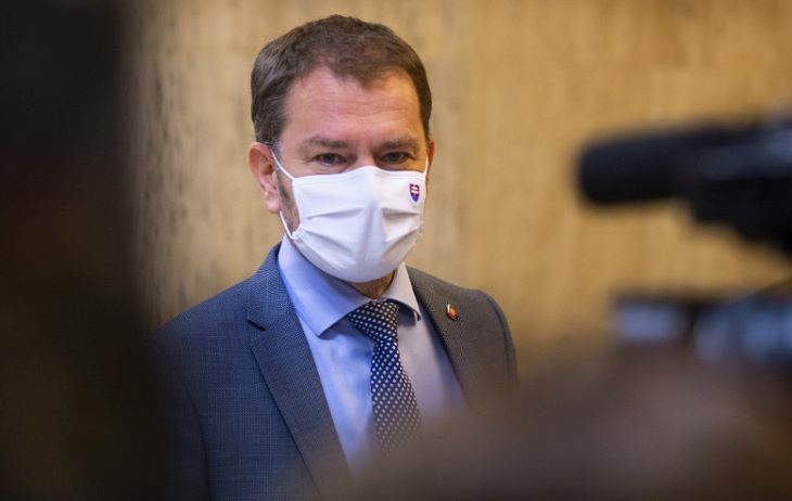 Matovič elutasítja az ellenzék kritikáját Mikas új rendeletével kapcsolatban