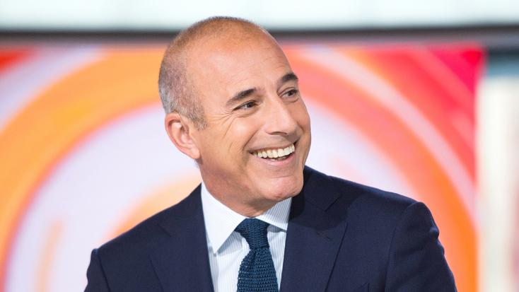 Zaklatási ügyek - Elbocsátották az NBC sztár műsorvezetőjét