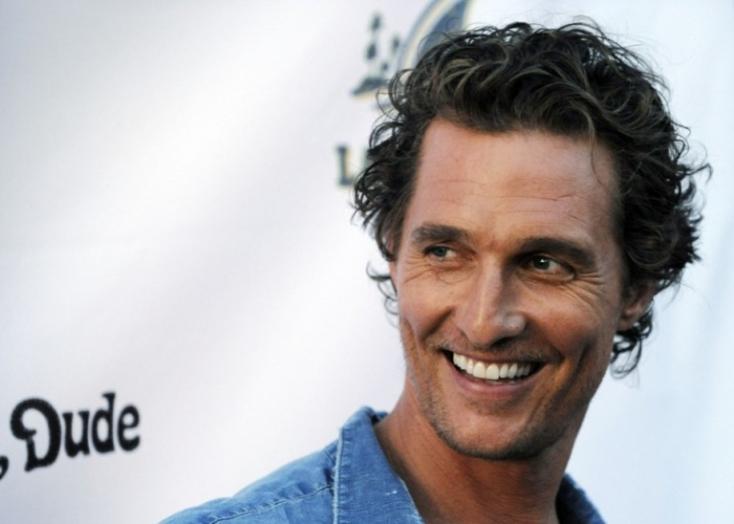 Matthew McConaughey lehet a  legújabb Batman-film főgonosza