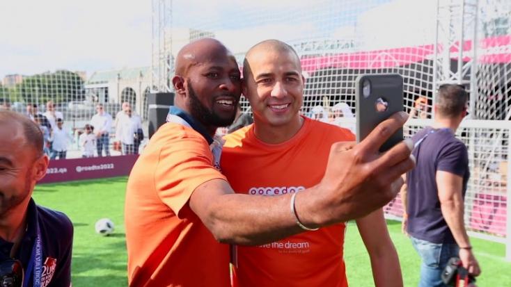 Jótékonysági labdarúgó-mérkőzést rendeznek Sydneyben - Drogba és Trezeguet is pályára lép