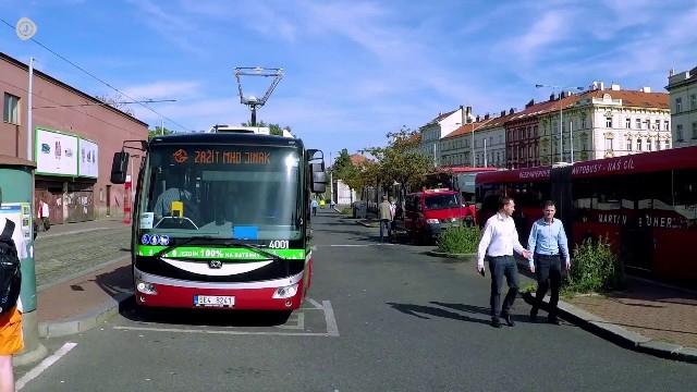 Ingyenes lesz a prágai tömegközlekedés a szmogos napokon