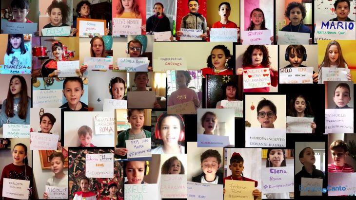 Hétszáz gyermek virtuális kórusa énekeli a Nessun dormát (VIDEÓ)