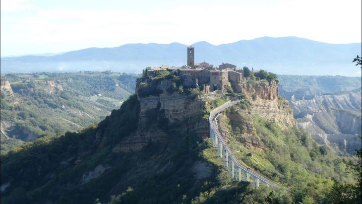 Világörökségi státusra pályázik egy ősi olasz város