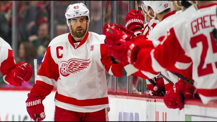 NHL - A Detroit kapitánya nem tudja folytatni pályafutását