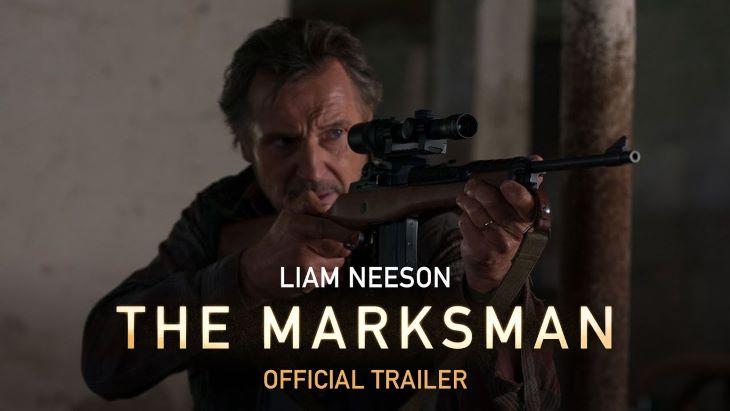 Kevés is elég volt Liam Neeson akciófilmjének az első hely megőrzéséhez