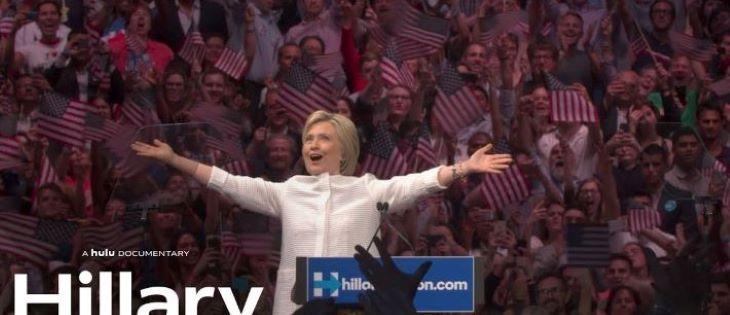 Berlinale - Hillary Clinton is elkísérte a fesztiválra a róla készült dokumentumfilm-sorozatot