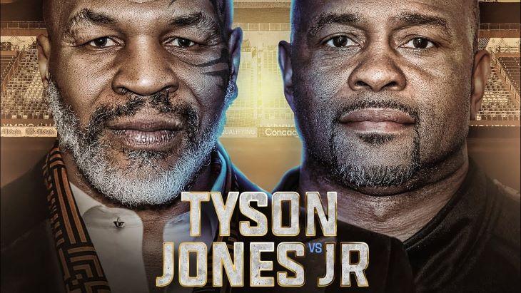 Novemberre halasztották Mike Tyson és Roy Jones Jr. bokszmeccsét