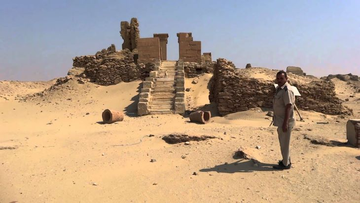 Klímaváltozás okozta egyes ókori egyiptomi települések pusztulását