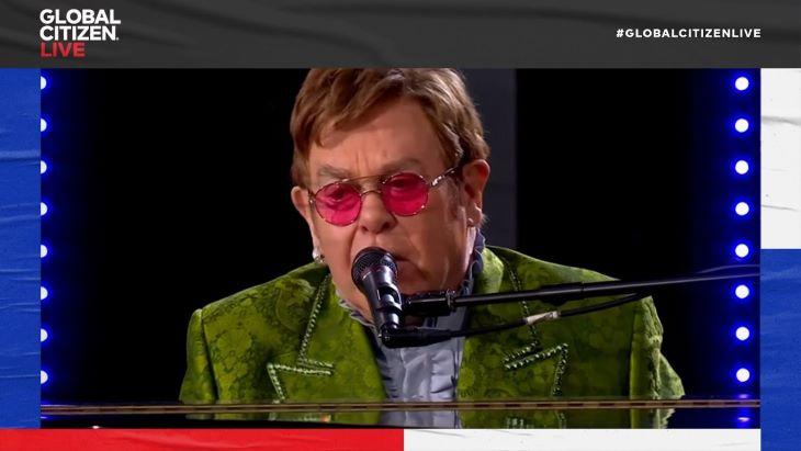 Ed Sheeran, Elton John és Jennifer Lopez is fellépett a Global Citizen 24 órás világkoncertjén (VIDEÓK)