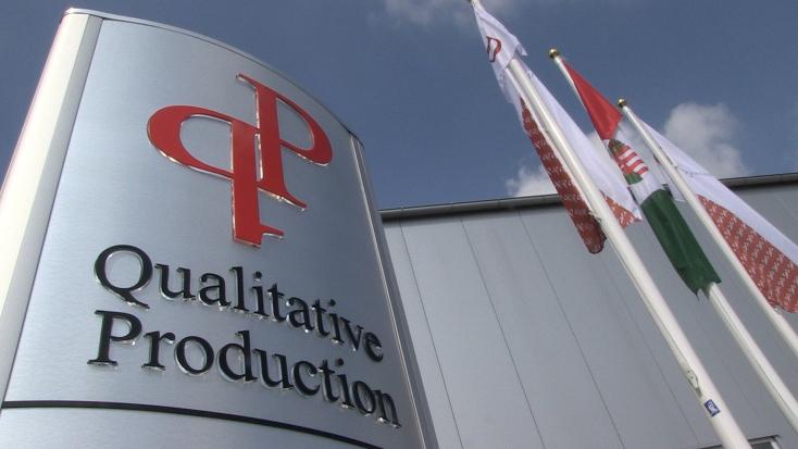 120 új munkahely jön létre egy fémmegmunkáló és összeszerelő üzemben Győrben
