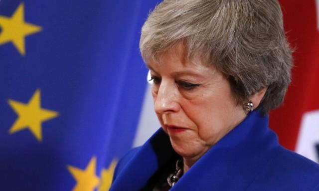 Brexit - Theresa May június 30-ig terjedő halasztást kért