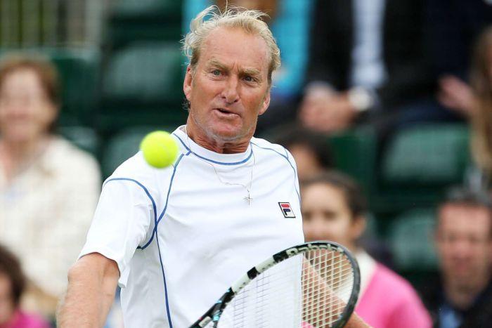 Elhunyt a párosspecialista teniszező, Peter McNamara