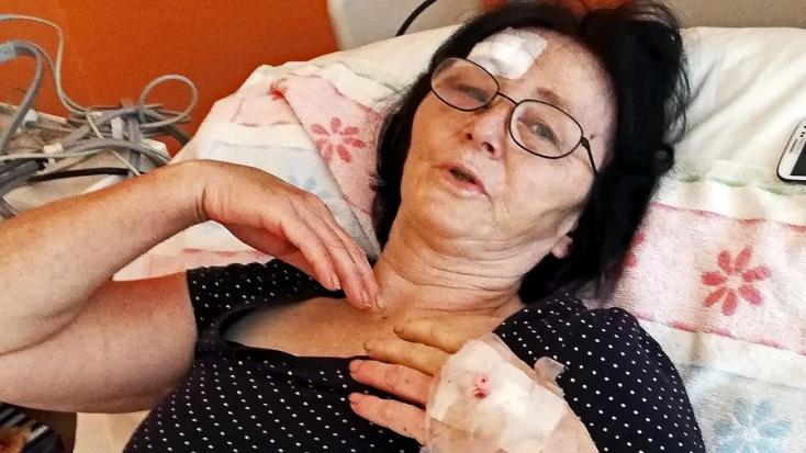 Kórházban tölti az ünnepeket a roma gyerekek által brutálisan megvert asszony, bocsánatot kért a Roma Unió elnöke