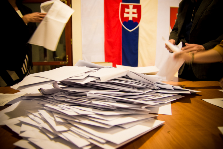 A középsulisoknál a PS/Spolu a nyerő, a Smer pedig be se jutna a parlamentbe!