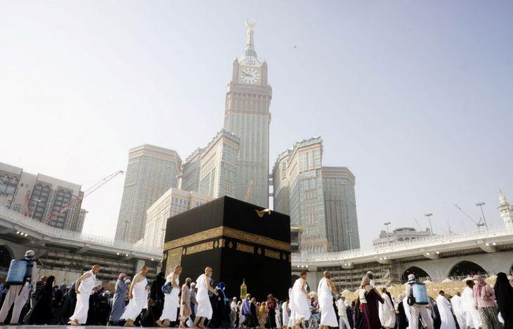Idén is korlátozzák a részvételt a mekkai zarándoklaton