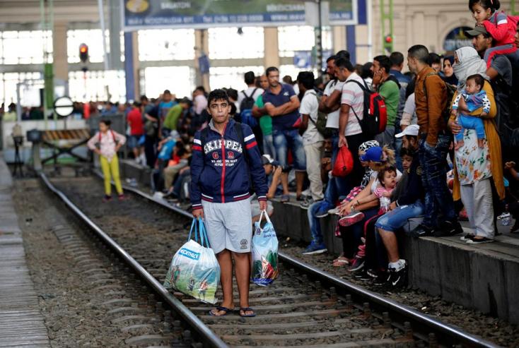 Egymillióval nőtt tavaly az EU lakossága a bevándorlás miatt
